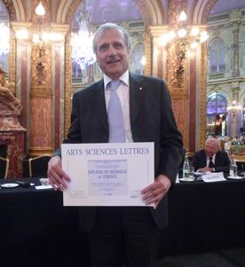 Remise de medaille Vermeil Arts-Sciences-Lettres 2 mod